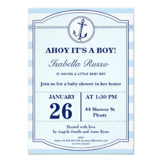 Náutico Ahoy es una invitación de la fiesta de