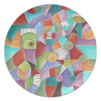 Nauticus Fibonacci Plate