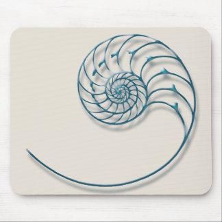 Nautilus 2 mouse pad