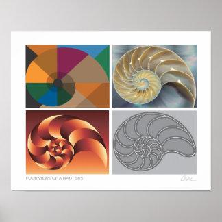 Nautilus 4 views poster
