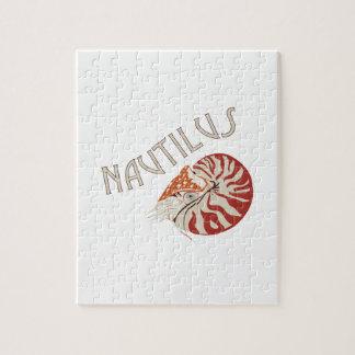 Nautilus Animal Puzzle