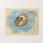 Nautilus de la historia natural puzzles con fotos