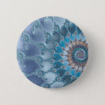 Nautilus - Fractal Art Button
