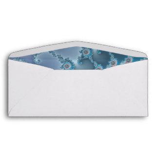 Nautilus - Fractal Art Envelope