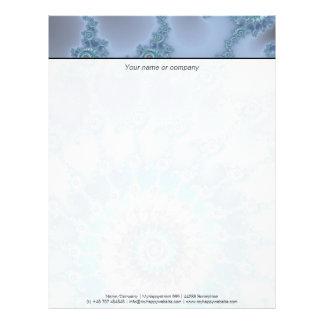 Nautilus - Fractal Art Letterhead