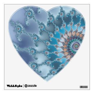 Nautilus - Fractal Art Wall Graphic