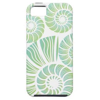 Nautilus iPhone 5 Case-Mate Protector