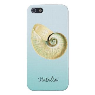 Nautilus iPhone 5 Coberturas