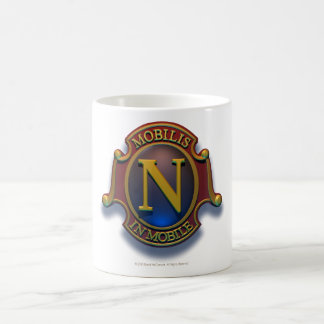 Nautilus N Shield by David McCamant Coffee Mug