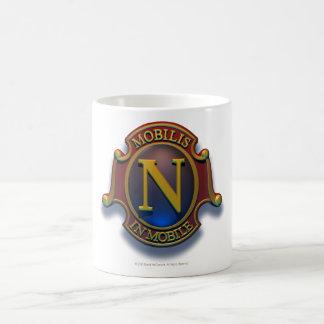 Nautilus N Shield by David McCamant Coffee Mug
