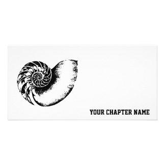Nautilus Photo Greeting Card