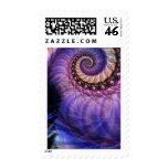 Nautilus Postage Stamp