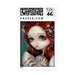 """""""Nautilus Princess"""" Stamp"""