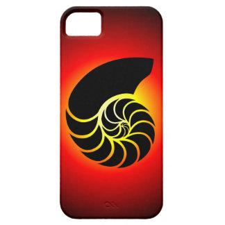 Nautilus Silhouette iPhone SE/5/5s Case