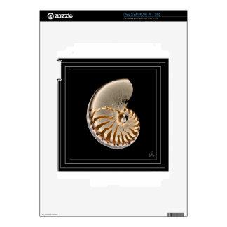 nautilus skins para iPad 2