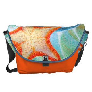 Nautilus Starfish Messenger Bag