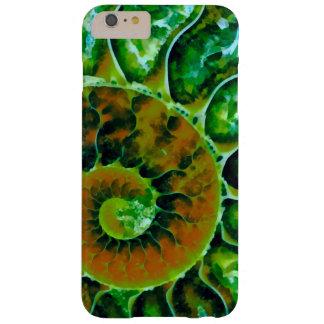 Nautilus verde funda para iPhone 6 plus barely there