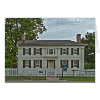 Nauvoo Mansion House Card