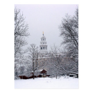 NAUVOO TEMPLE: A New and Glorious Morn Postcard
