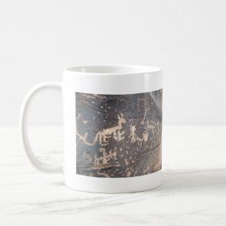 Navaho Petroglyphs Coffee Mug