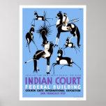 Navajo Antelope Hunt 1939 WPA Poster