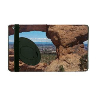 Navajo Arch Arches National Park Utah iPad Cases