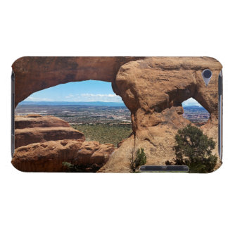 Navajo Arch Arches National Park Utah iPod Case-Mate Case