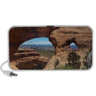 Navajo Arch Arches National Park Utah Speaker