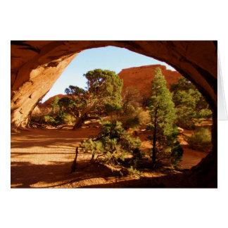 Navajo Arch Card