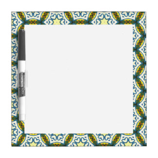 NAVAJO ART DECO CIRCLE PATTERN Dry-Erase BOARD