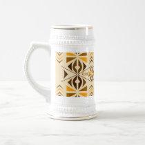 Navajo Beer Stein