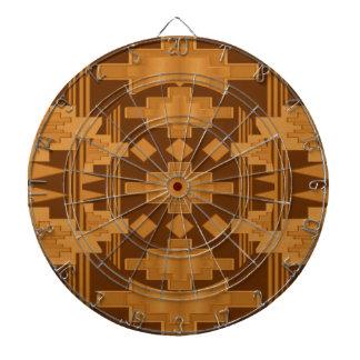 Navajo Blanket Dartboard
