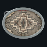 "Navajo Blanket Design Belt Buckle<br><div class=""desc"">Navajo Blanket Design Belt Buckle - southwestern designs for your belt buckles</div>"