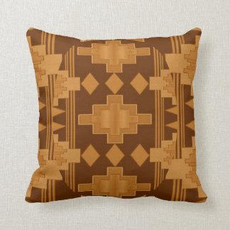 Navajo Blanket Throw Pillow