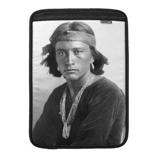 Navajo Boy - Historic Photo by Karl E. Moon MacBook Air Sleeve