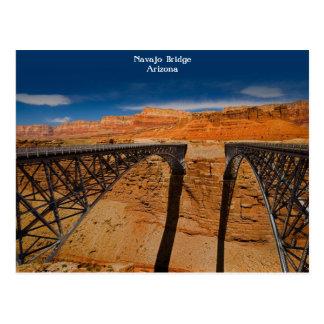 Navajo Bridge Arizona Postcard