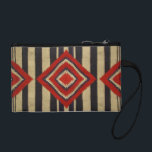 "Navajo - Chief Blanket design Coin Wallet<br><div class=""desc"">This Design is n homage to Navajo rug weavers. The design originates from the late 1800&#39;s,  and it is know as the Second Phase Chief Blanket style.</div>"