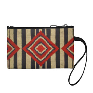 Navajo - Chief Blanket design Coin Wallet