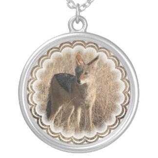 Navajo Coyote Necklace