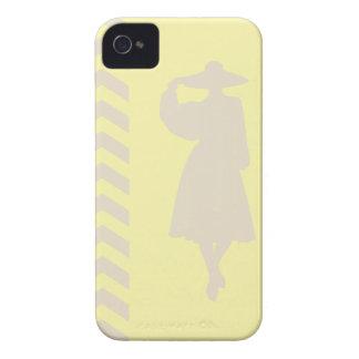 Navajo Cream Neutral Chevrons Fashion Case-Mate iPhone 4 Cases