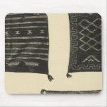 Navajo fabrics mousepads