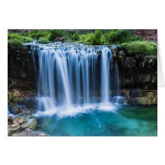 Navajo Falls Card