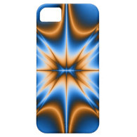 Navajo Fractal Star iPhone 5 Cases