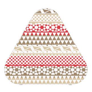 Navajo Geometric Aztec Andes Tribal Print Pattern Speaker