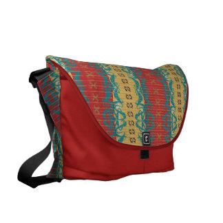 Navajo - la bolsa de mensajero bolsas de mensajería