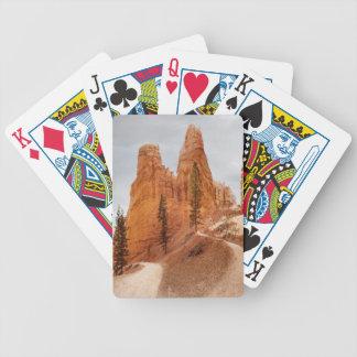 Navajo Loop Trail, Bryce Canyon Bicycle Playing Cards