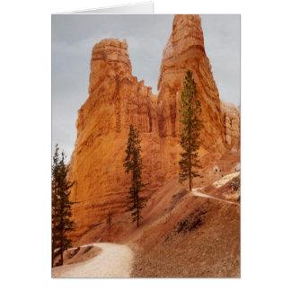 Navajo Loop Trail, Bryce Canyon Greeting Card