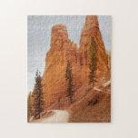 Navajo Loop Trail, Bryce Canyon Jigsaw Puzzles