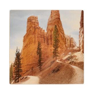 Navajo Loop Trail, Bryce Canyon Wood Coaster