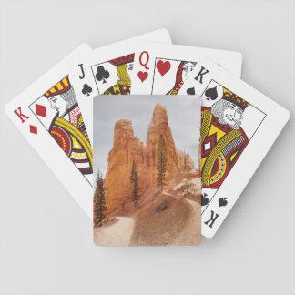 Navajo Loop Trail, Bryce Canyon Playing Cards